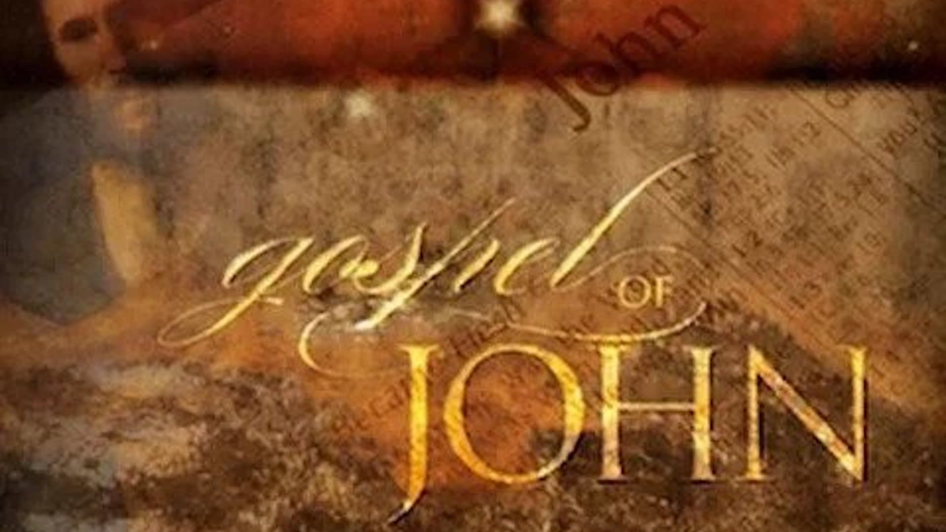 Gospel of John: Thirst / John 4:1-26