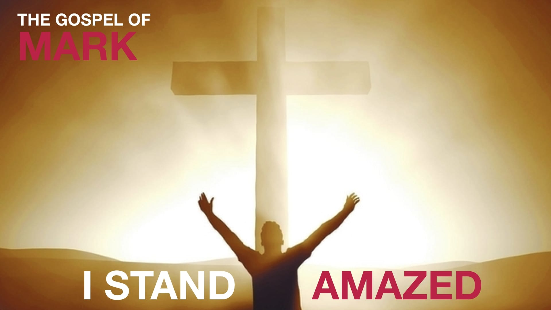 I Stand Amazed: Amazing Strength / Mark 3:20-35