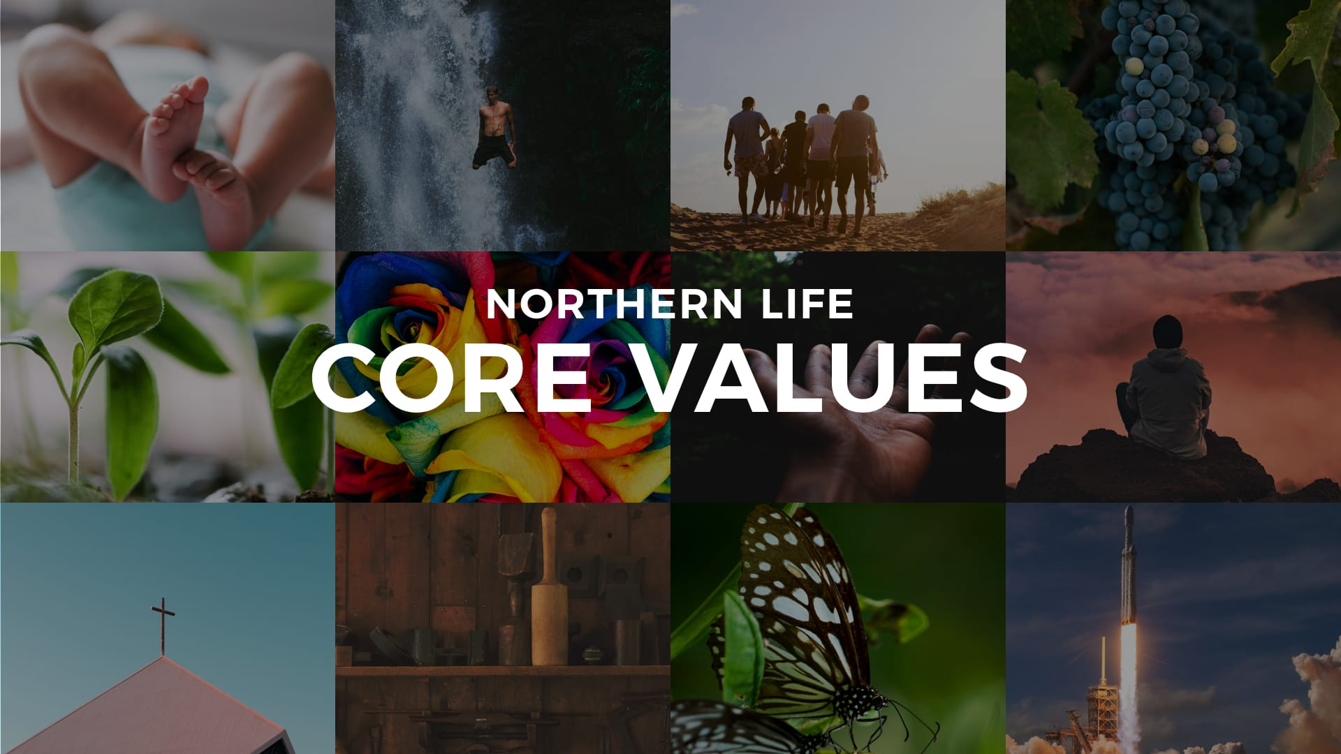 Northern Life Core Values cover