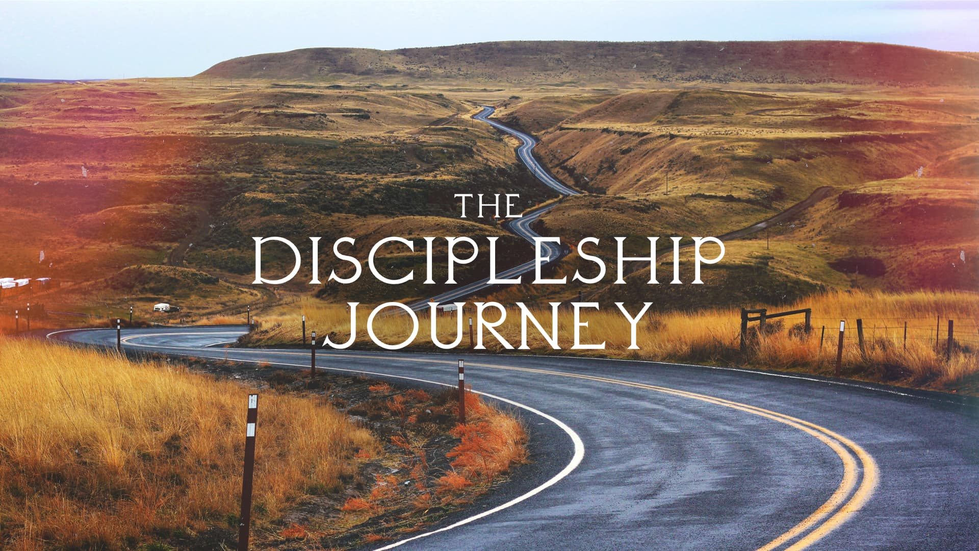 The Discipleship Journey: Blessing / Psalm 134