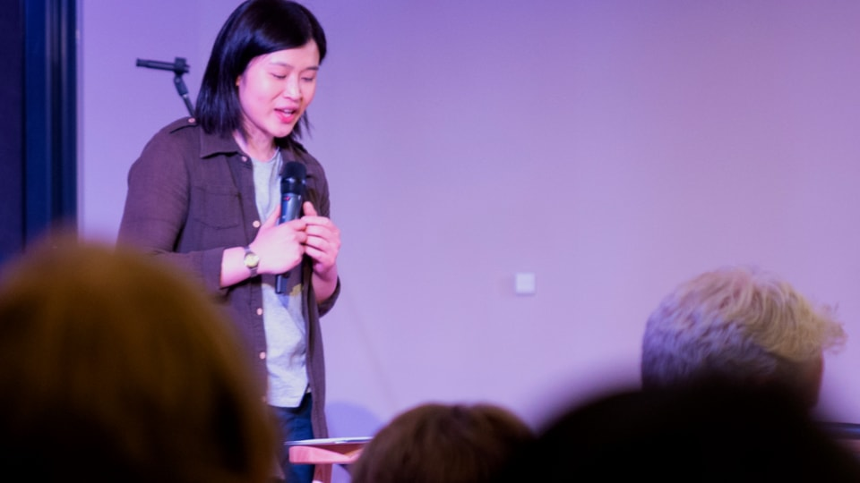 Photo of Rachel Li