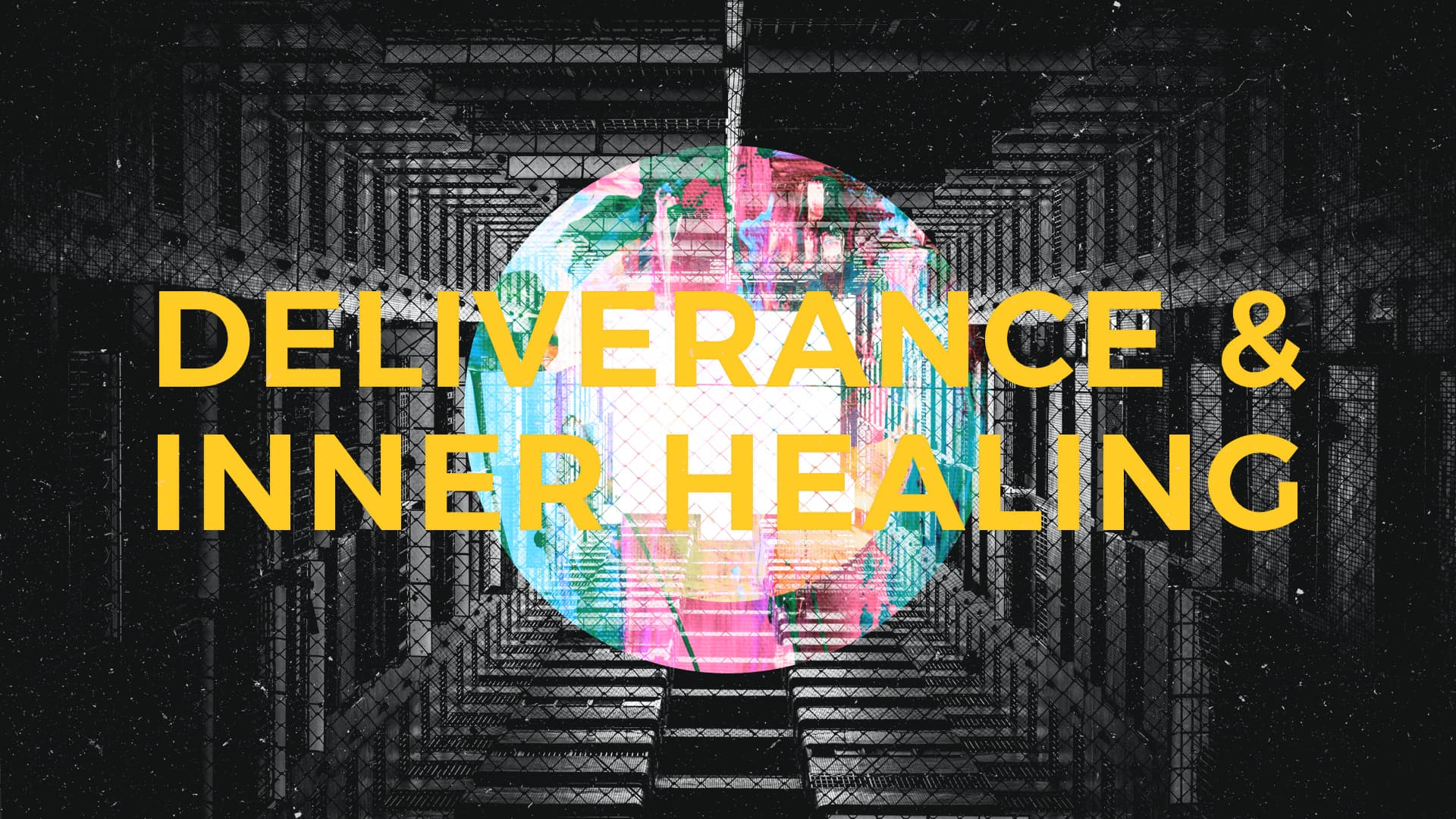 Deliverance & Inner Healing course cover