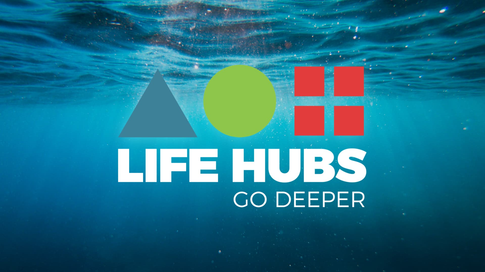 Midweek Training: LifeHubs / Deeper Discipleship